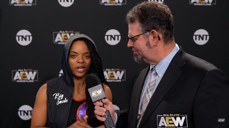 Big Swole to make AEW Dynamite debut this week