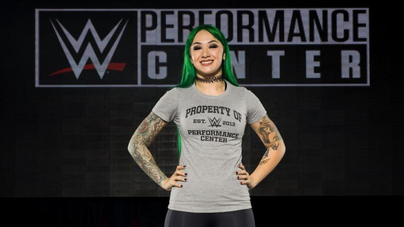 Shotzi Blackheart makes NXT debut at all-women's event