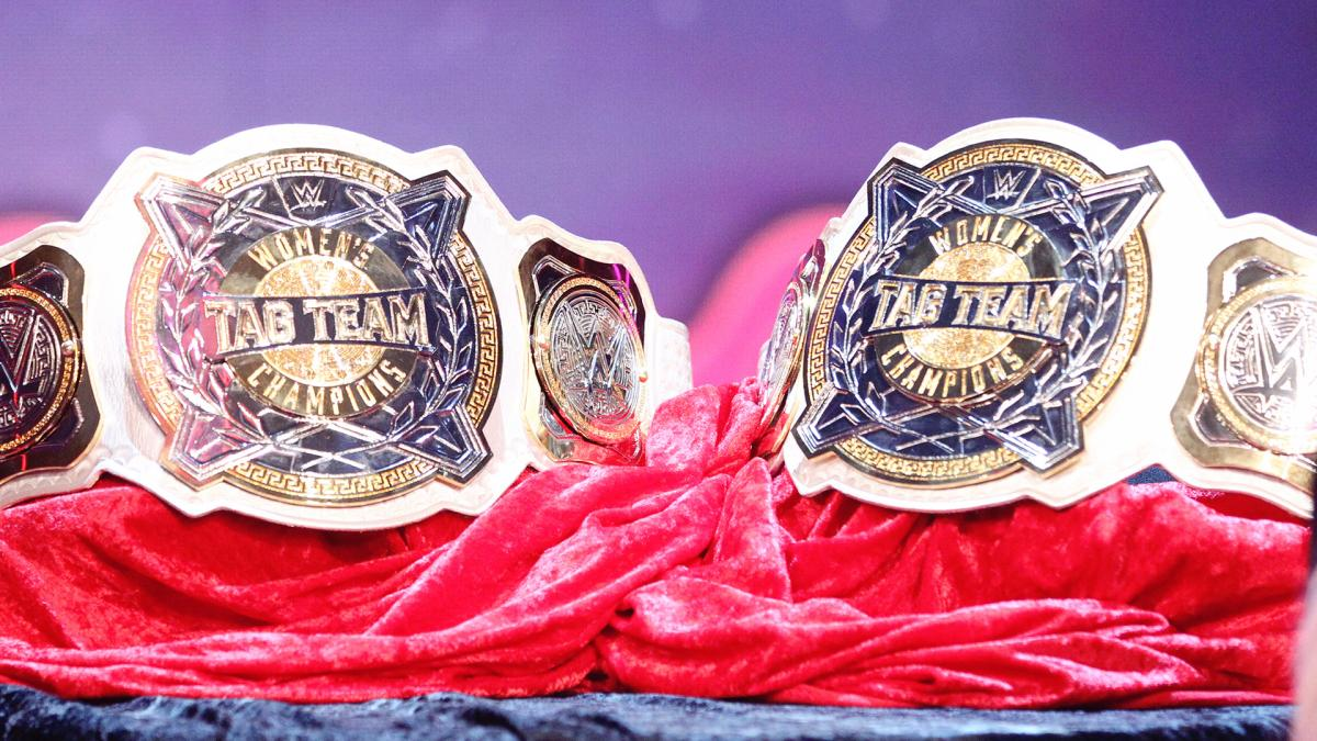 WWE Women's Tag Team Champions