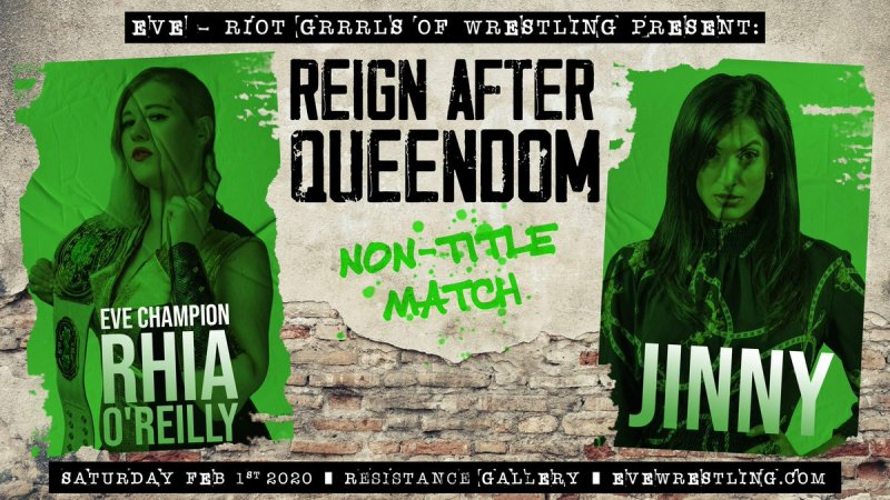 New champion crowned at Reign After Queendom