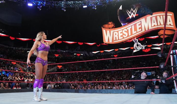 matches planned for WrestleMania 36