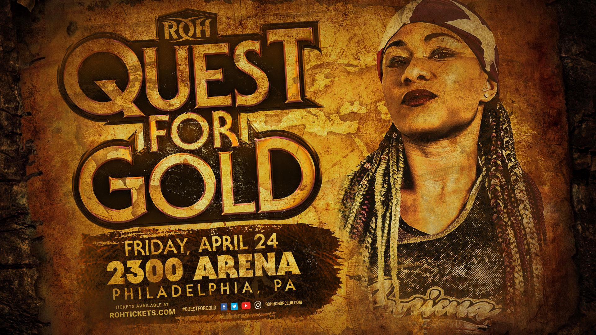 More participants added to ROH Women's Title Tournament