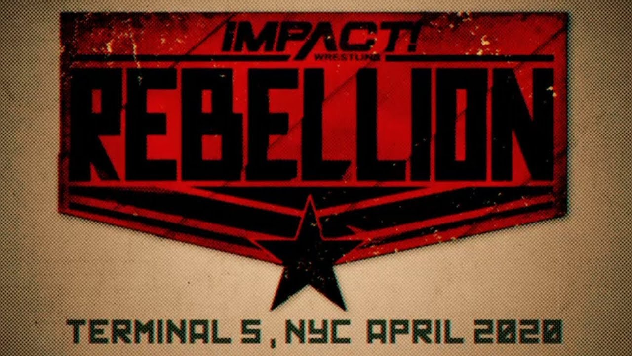 IMPACT: Rebellion Night Two