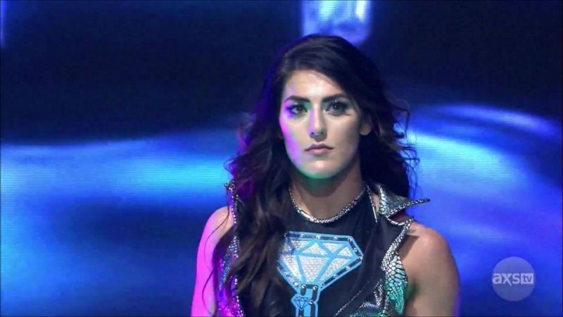 Tessa Blanchard apologizes for absence at IMPACT: Rebellion