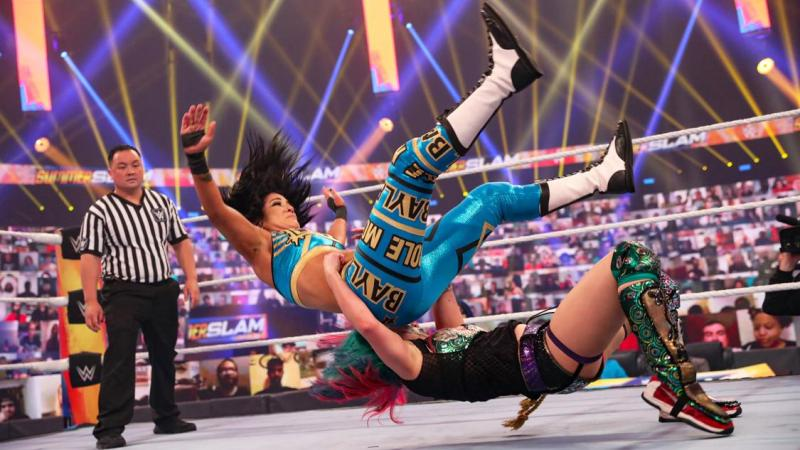 Asuka regains RAW women's title at WWE SummerSlam 2020