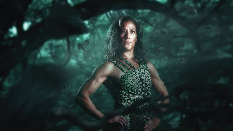 Women's wrestling legend Jungle Grrrl diagnosed with breast cancer