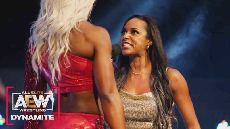 "AEW: A General Misunderstanding of Code-Switching Wasn't The Problem With ""That"" Brandi Rhodes Promo"