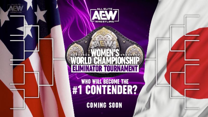 Participants revealed for AEW Women's Title Eliminator Tournament