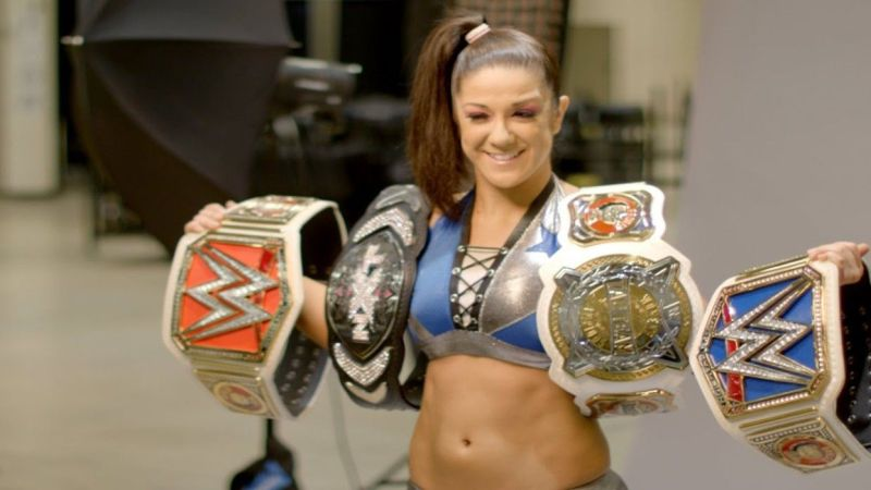 Mexican and Latin American women who held a WWE title