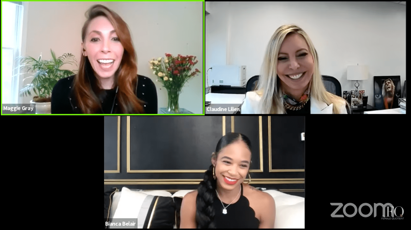 """Bianca Belair and Claudine Lilien on """"re-educating"""" fans and partners"""