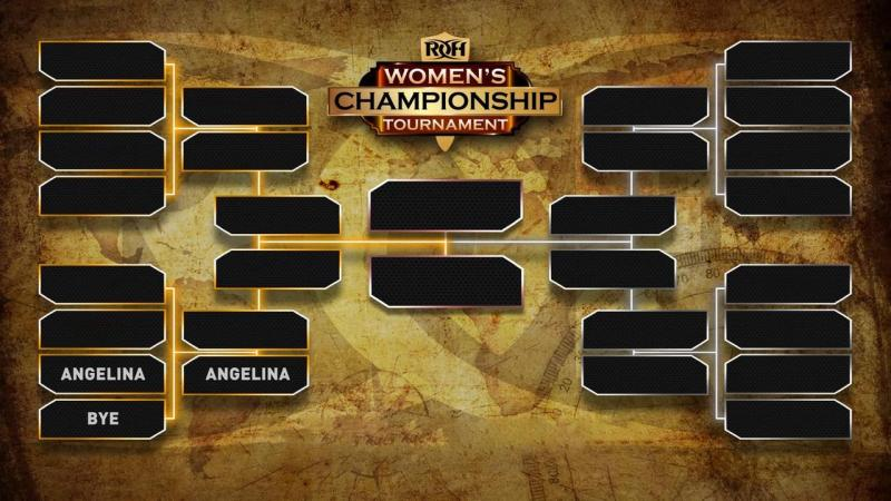 ROH Women's Title Tournament bracket to be revealed Sunday