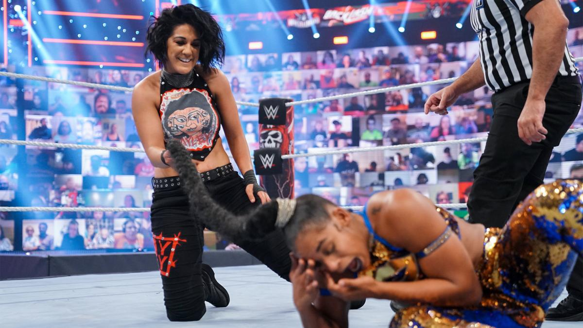 Bayley Injured, To Be Out Nine Months