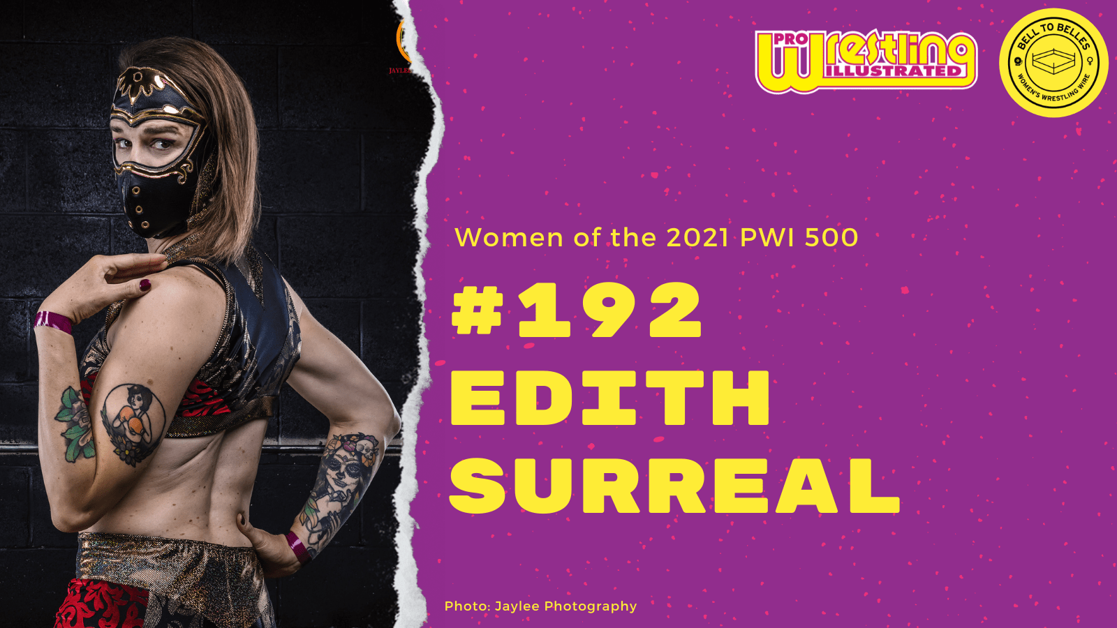 Women of the 2021 PWI 500: #192 Edith Surreal