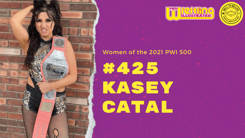 Women of the 2021 PWI 500: #425 Kasey Catal