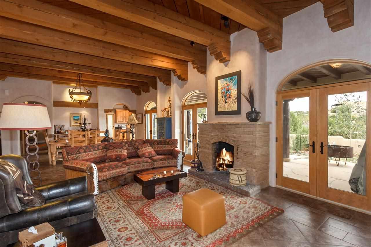 38 Centaurus Ranch Road Santa Fe NM 87507 MLS 201304135