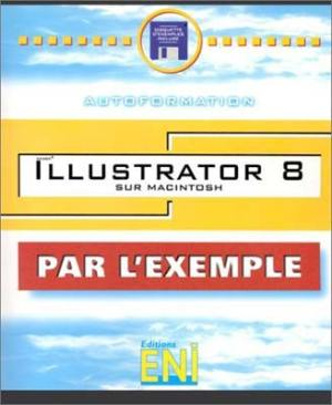 Illustrator 8 sur Macintosh