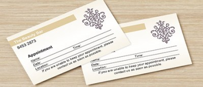 Appointment-Cards