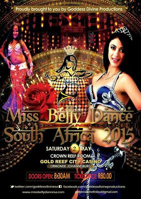 Miss Belly Dance SA 2016