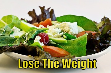 lose the weight