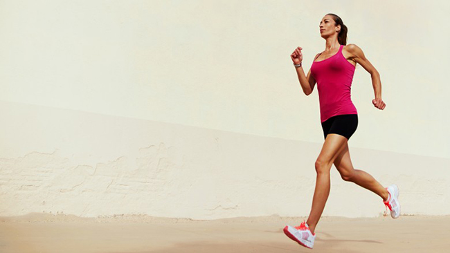 How many kilograms of running time per day is the most effective weight loss