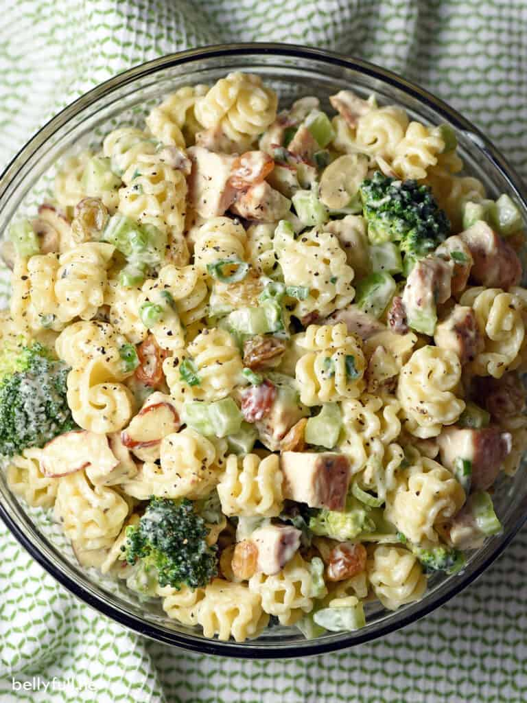 Chicken Broccoli Pasta Salad