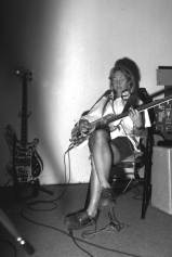Gail, tracking bass, King recording sessions, Compass Point, Bahamas