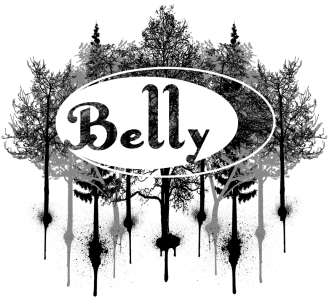 Belly, tree logo 2016