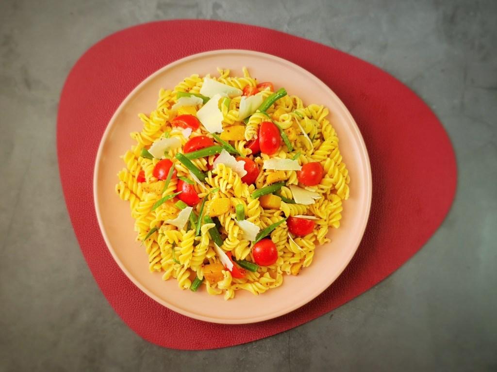 סלט פסטה קר דל בפודמאפ, Low FODMAP pasta salad