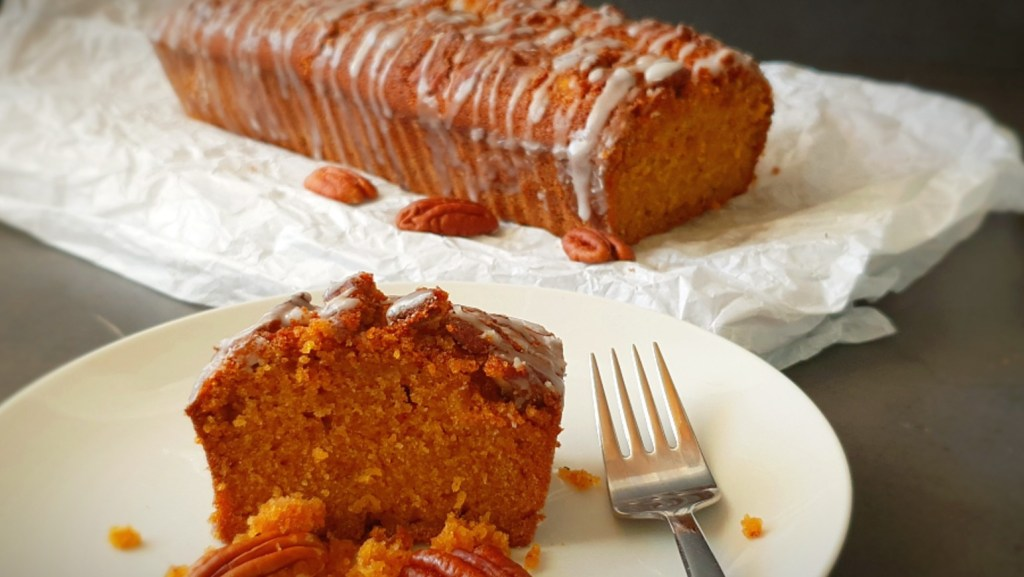 עוגת דלעת ופקאנים דלה בפודמאפ, Low FODMAP pumpkin cake