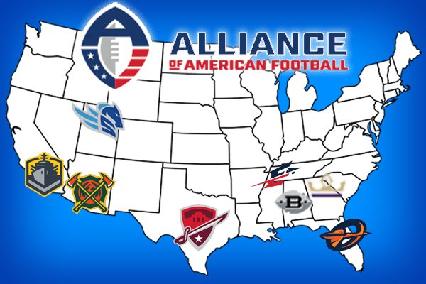 AAF Cities: Example of What the XFL Could Have Been | Belly