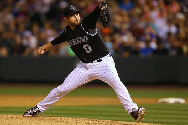 Adam Ottavino The Man Who Says He Can Strike Out Babe Ruth Signs