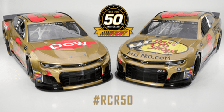 2019 NASCAR Preview: Best and Worst New Paint Schemes | Belly Up