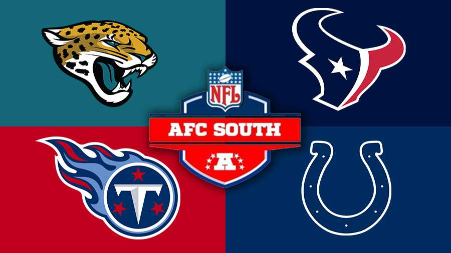 NFL Football AFC South