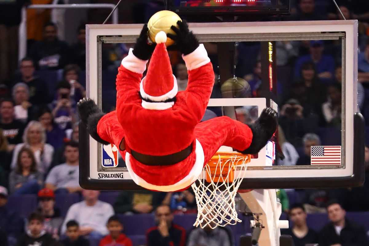 NBA Christmas Games Announced - Belly Up Sports