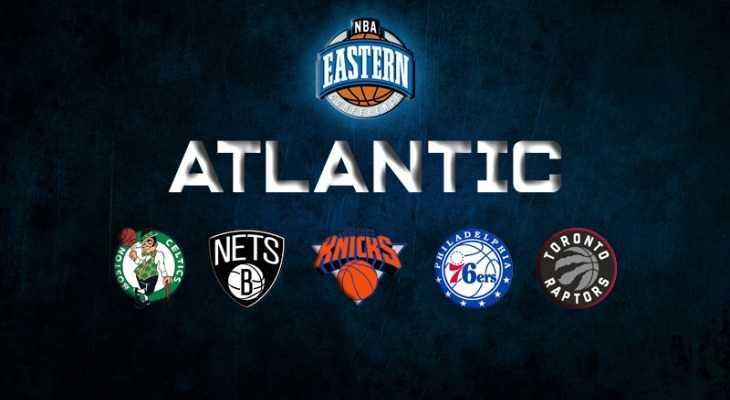 Risultati immagini per atlantic division 2019-2020