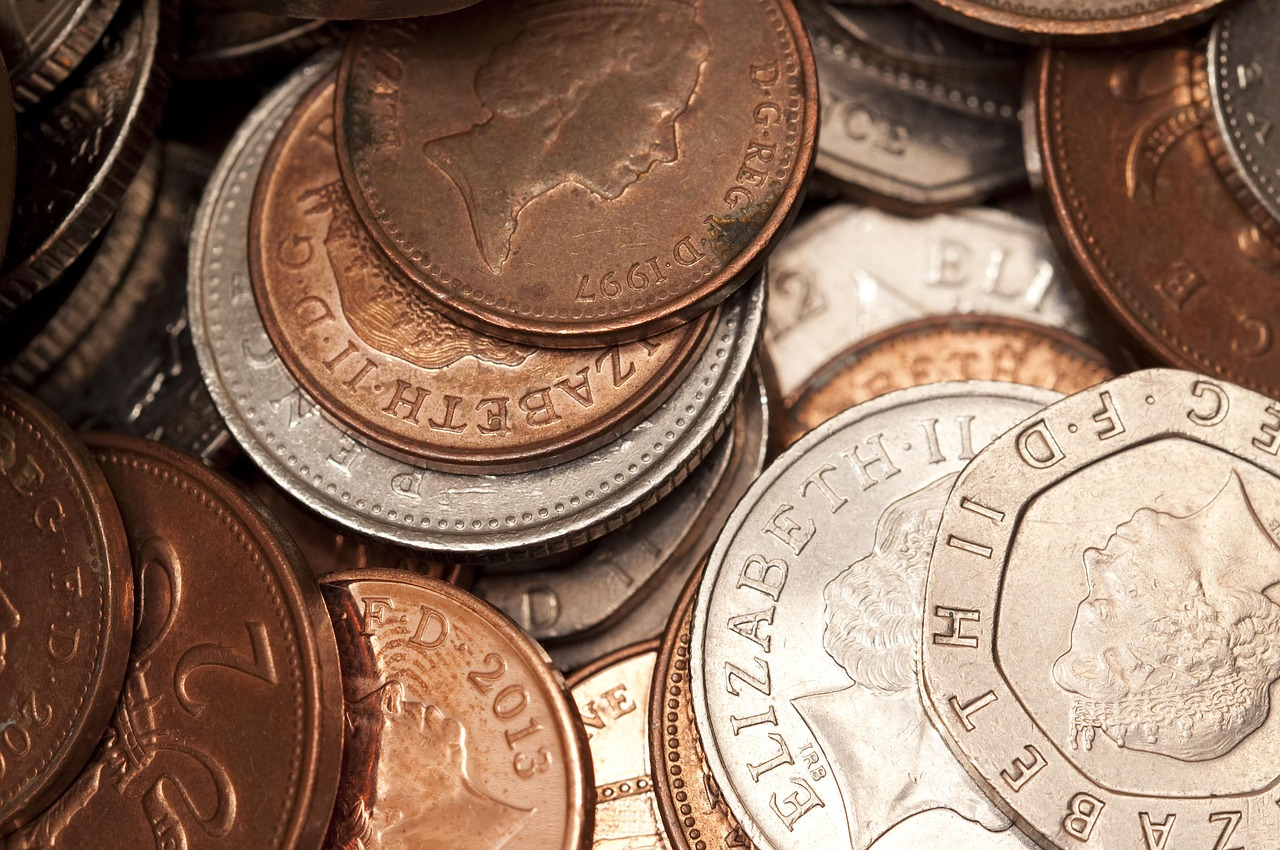 coins, money, uk money