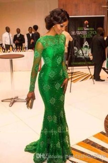 Trending Lace Style In Nigeria 2020