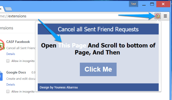 How To Cancel All Sent Friend Requests On Facebook Account