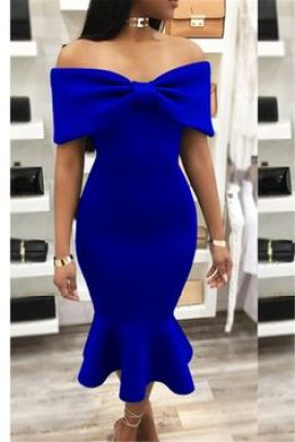 Latest Ankara Short And Pencil Gown -2020