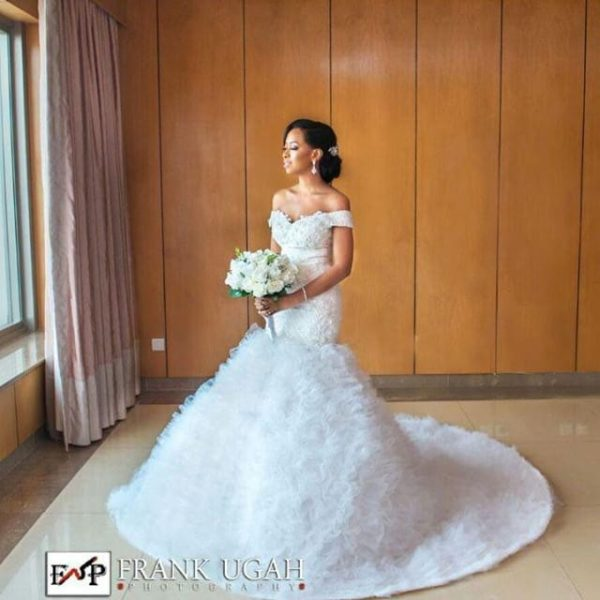 Latest Wedding Gowns in Nigeria 2020