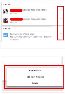 Permanently Delete Facebook Activity Log