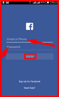 Facebook Mobile Login Online - Facebook App Login Account