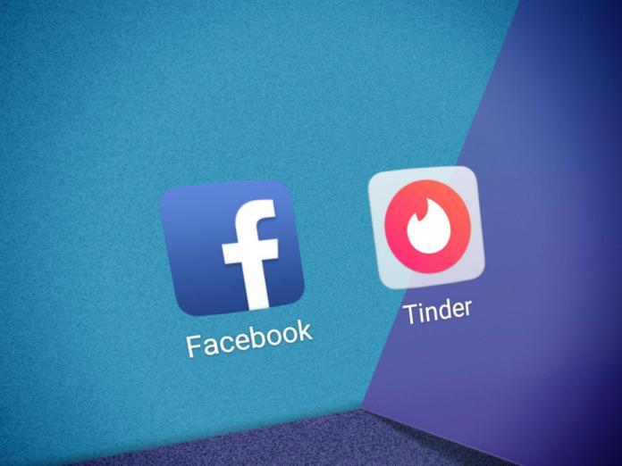 Facebook Tinder