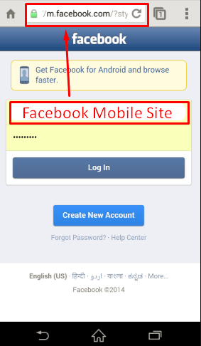Sign In Fb Account - Login On Facebook