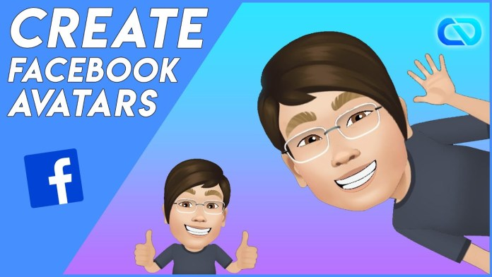 How to Create an Avatar on Facebook (VIDEO)