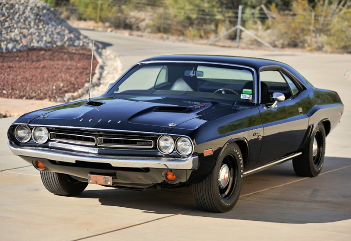 These Are The 10 Most Desirable 1960s And 1970s Classic Muscle Cars