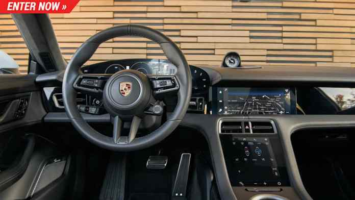 The Porsche Taycan Turbo S: 10 Things We Now Know