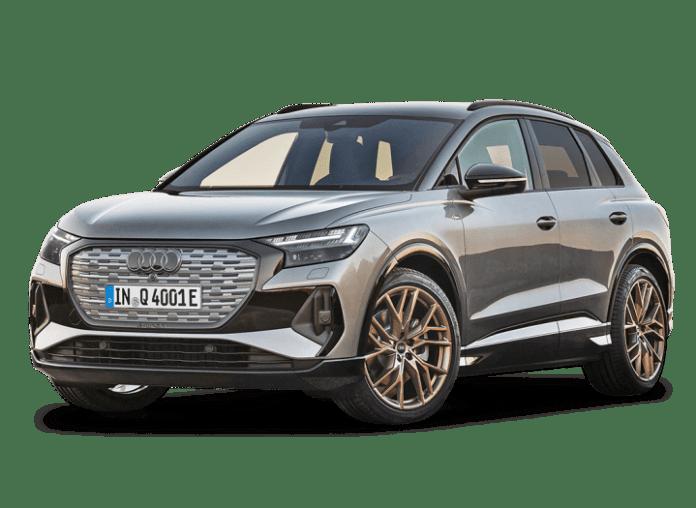 Audi Q4 e-tron The Best Small Electric SUV