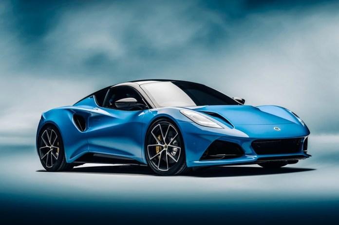 Emira The Last Petrol Car By Lotus