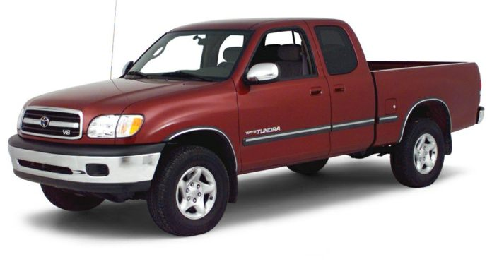 2000 Toyota Tundra: Here Are Some Nice Features you need to know